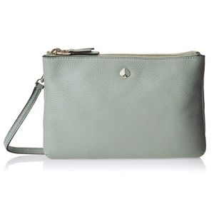NWT Kate Spade Polly Crossbody Purse Bag